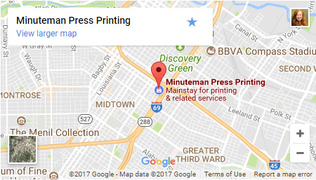 Houston printing provide our customers with an extensive range of printed items including business cards letterhead envelopes memo pads multi part forms brochures malvernweather Gallery