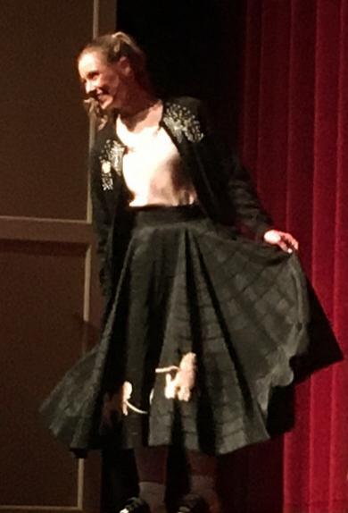Fashion Show: Poodle Skirt