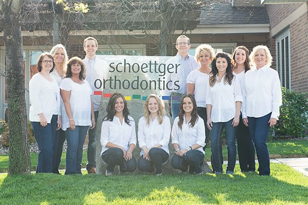 Schoettger Orthodontics Lincoln NE Invisalign Team