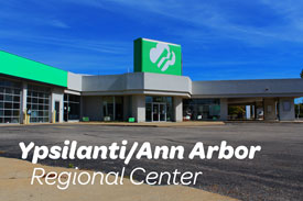 Ypsilanti/AA Regional Center