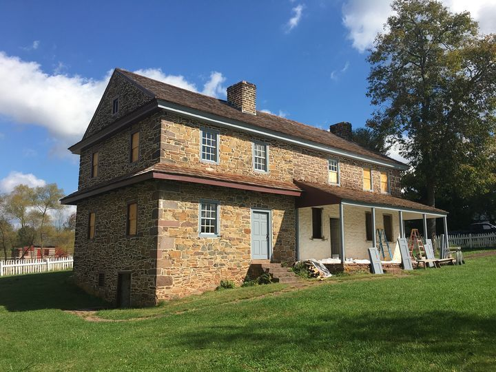 Daniel Boone Homestead: October 2020