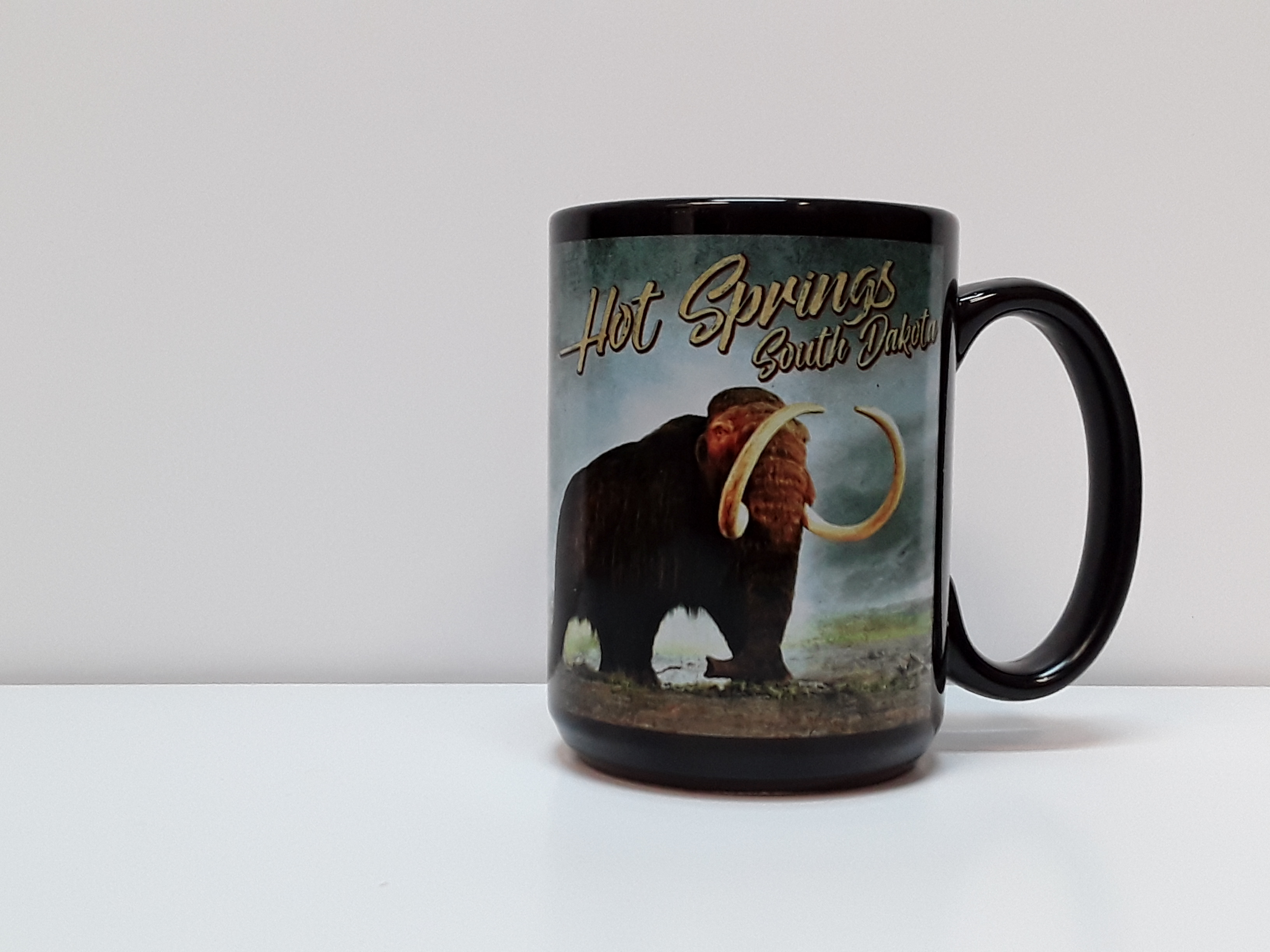 Mammoth Site Coffee Mug