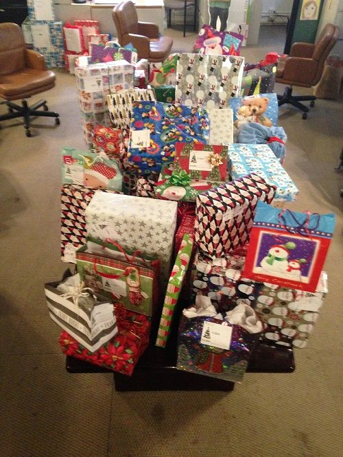Holiday Donations 2015