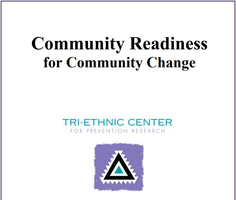 Community Readiness for Community Change