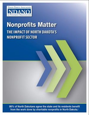 Collective impact of North Dakota nonprofits significant