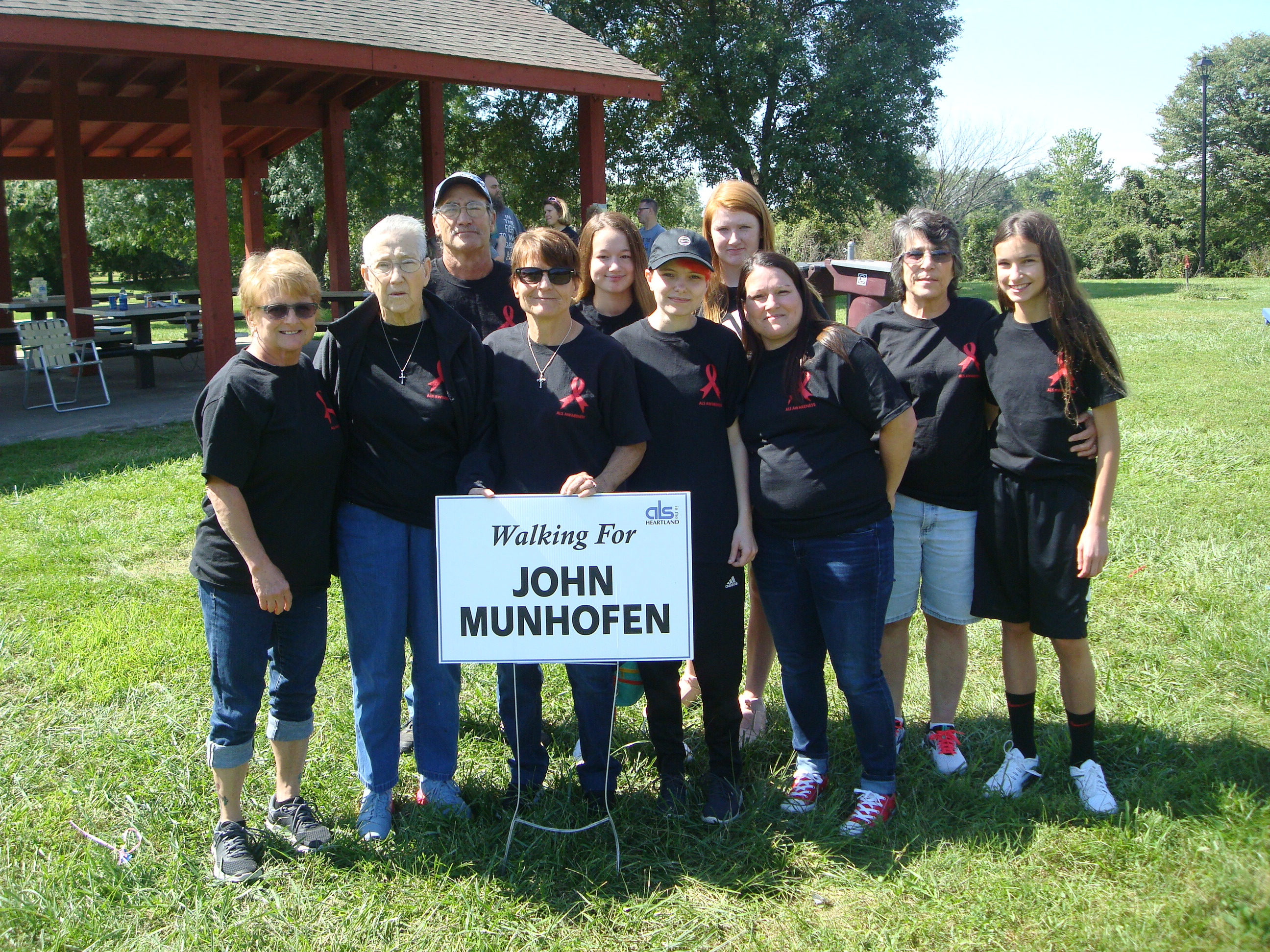 South Sioux City/Dakota County Walk 2018
