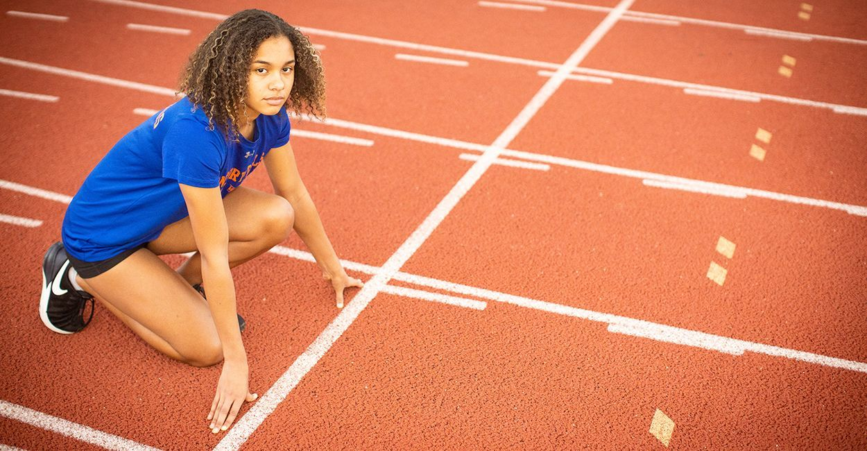 Track Athlete Resists Being Forced to Compete Against Biological Males