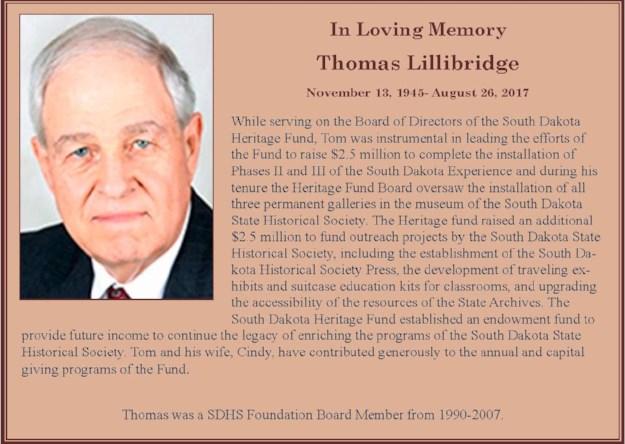 Thomas Lillibridge