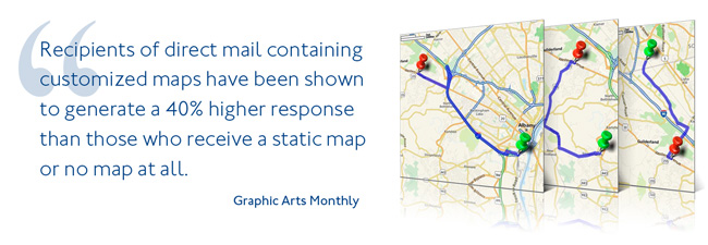 Variable Maps_40% Higher Response Rate