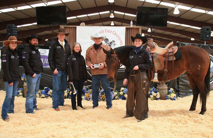 Annual Colt Sale Generates Record Breaking Sales