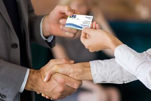 Why Your Business Card is Still Important