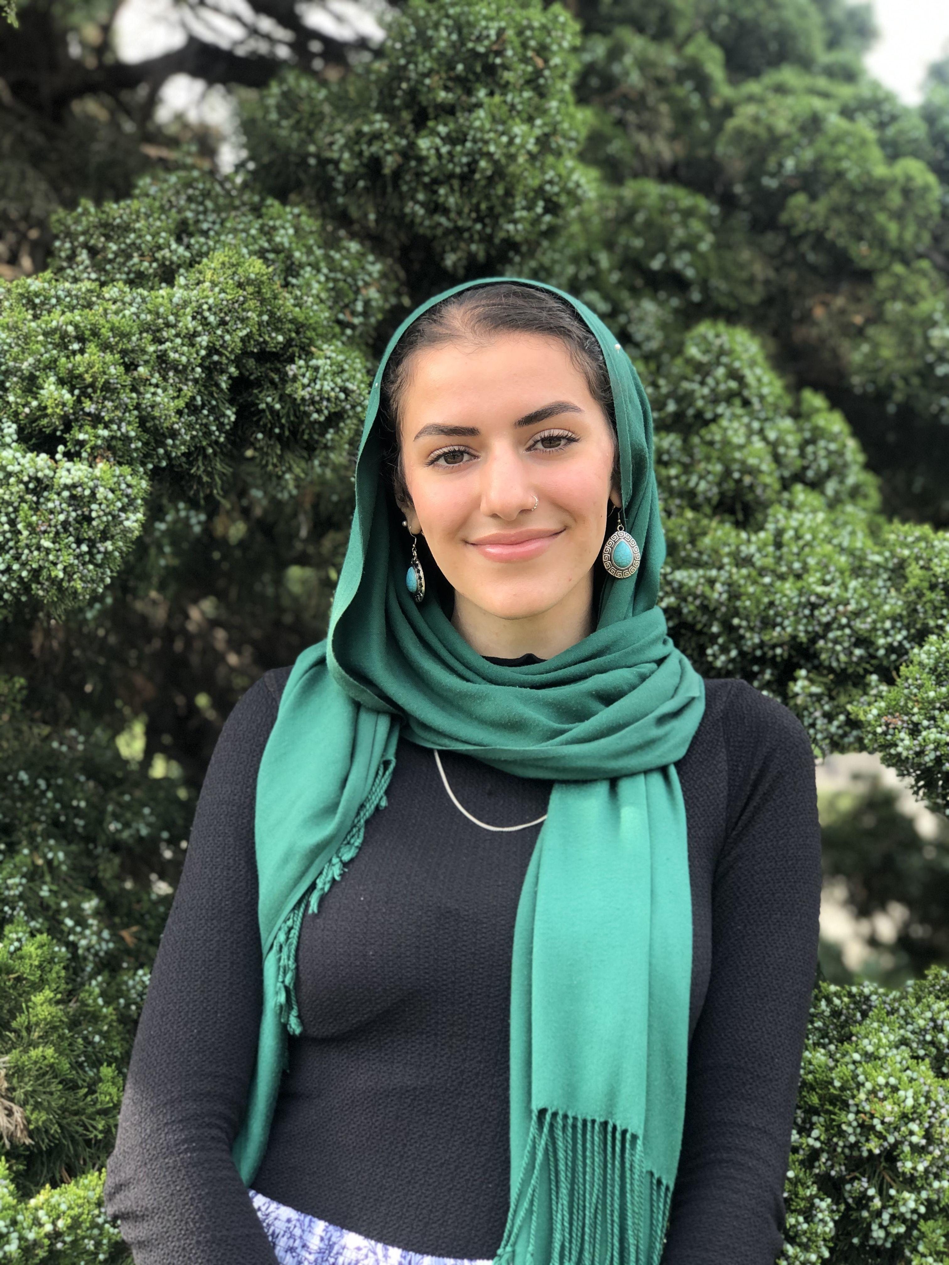 Meet Noor, our summer Anytown intern!