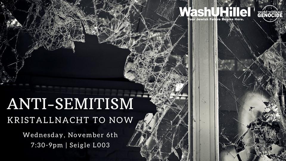 Anti-Semitism: Kristallnacht to Now