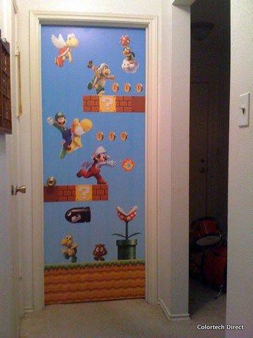 Kid's Bedroom Door