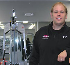 Chris Carlson, Owner/Director of PTP Ridgefield
