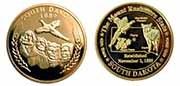 South Dakota Commemorative Coin