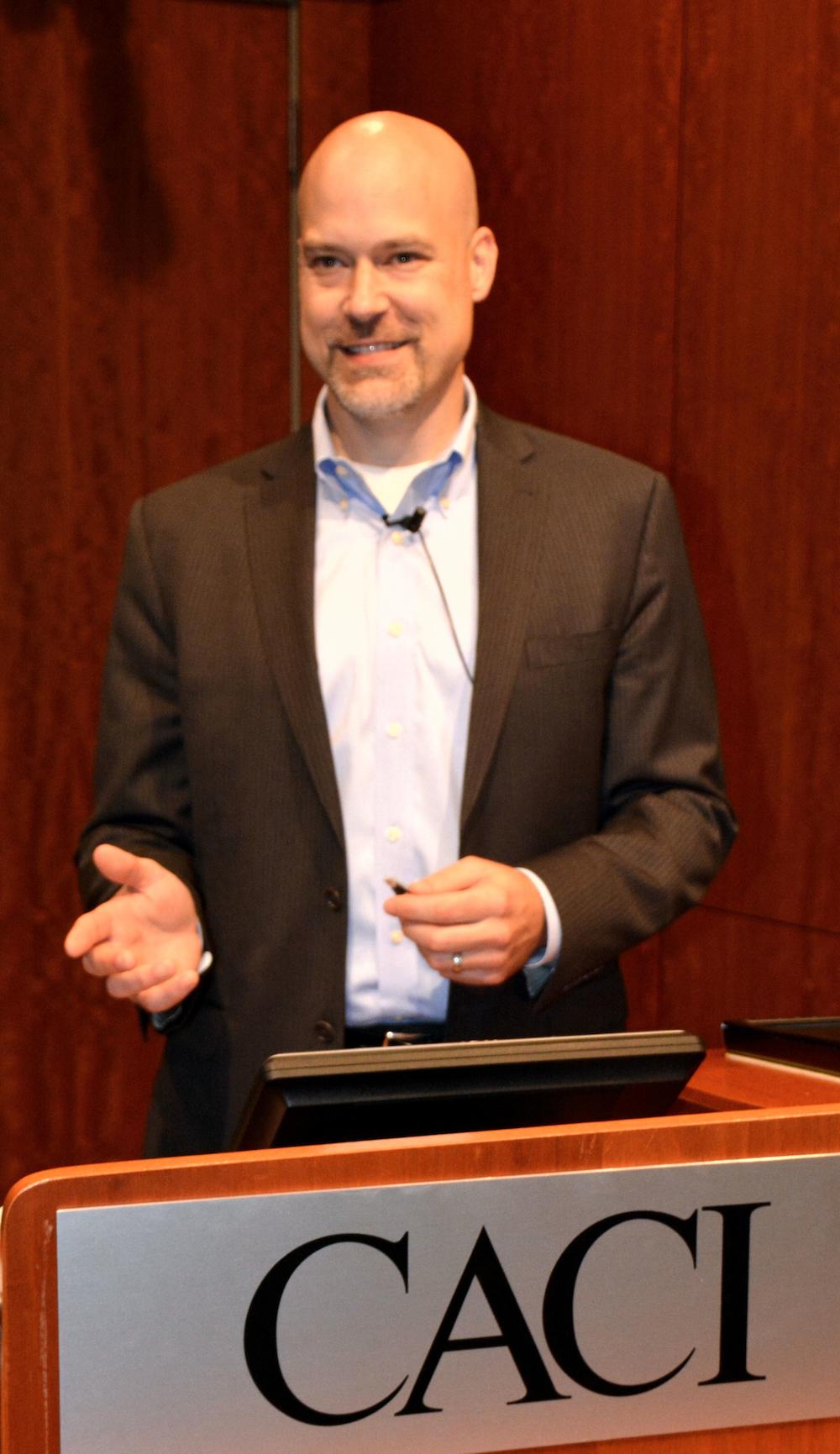 Dr. David Priess - Guest Speaker for NCMF 2017 Summer Program