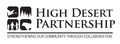 High Desert Partnership - Strengthening Our Community Through Collaboration