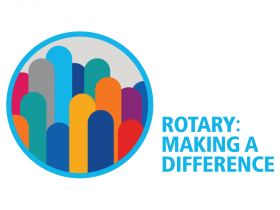 Rotary International 2010-11 Theme Logo