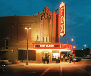 North Platte's Playhouse