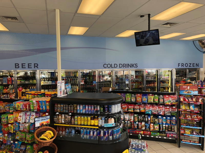 A Convenience Store Undergoes A Brand Upgrade