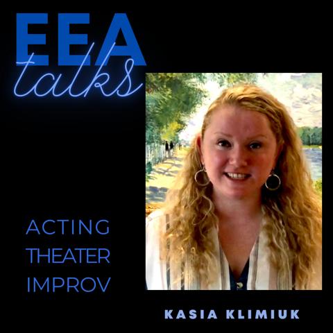 EEA Talks with Kasia Klimiuk - April 6, 2021
