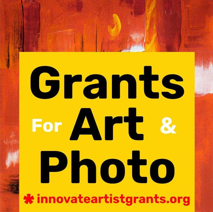 Innovate Artist Grant