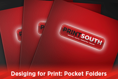 Designing for Print: Pocket Folders