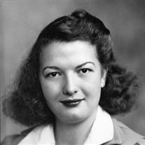 Betty Mavis Loeffler Fletcher