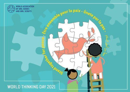 World Thinking Day - Girl Scouts