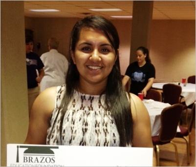 Yesenia Lares-Martinez - AJ Moore Academy Graduate