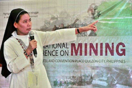 Filipino nun wins German human rights award