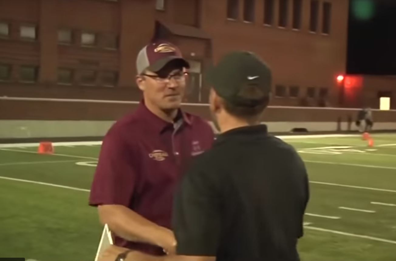 Choteau's Luke Gunderson and Ennis' Chris Hess remain close during coaching careers