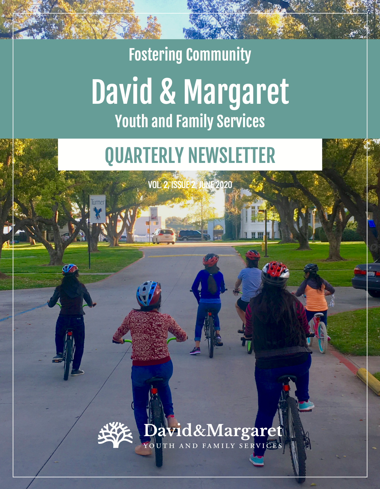 David & Margaret Print Newsletter Vol. 2 Issue 2 2020