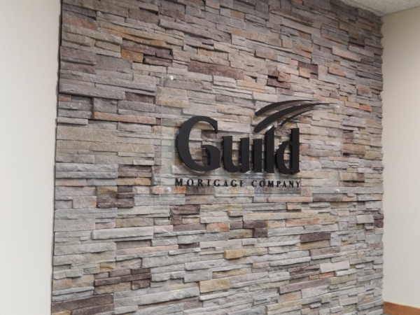Acrylic Panel Lobby Signs in Bend Oregon