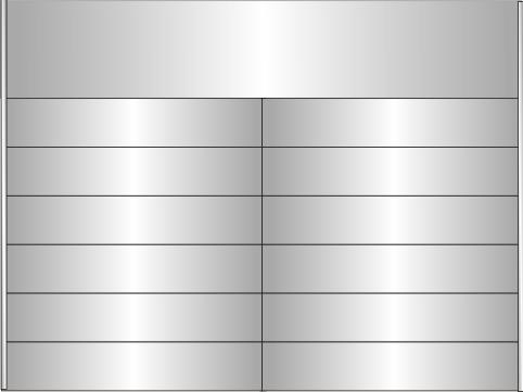 Large 12 Slot Building Directory