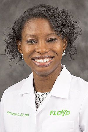 DR. PAMELA O. OBI, M.D. '12, JOINS FLOYD PRIMARY CARE IN GEORGIA
