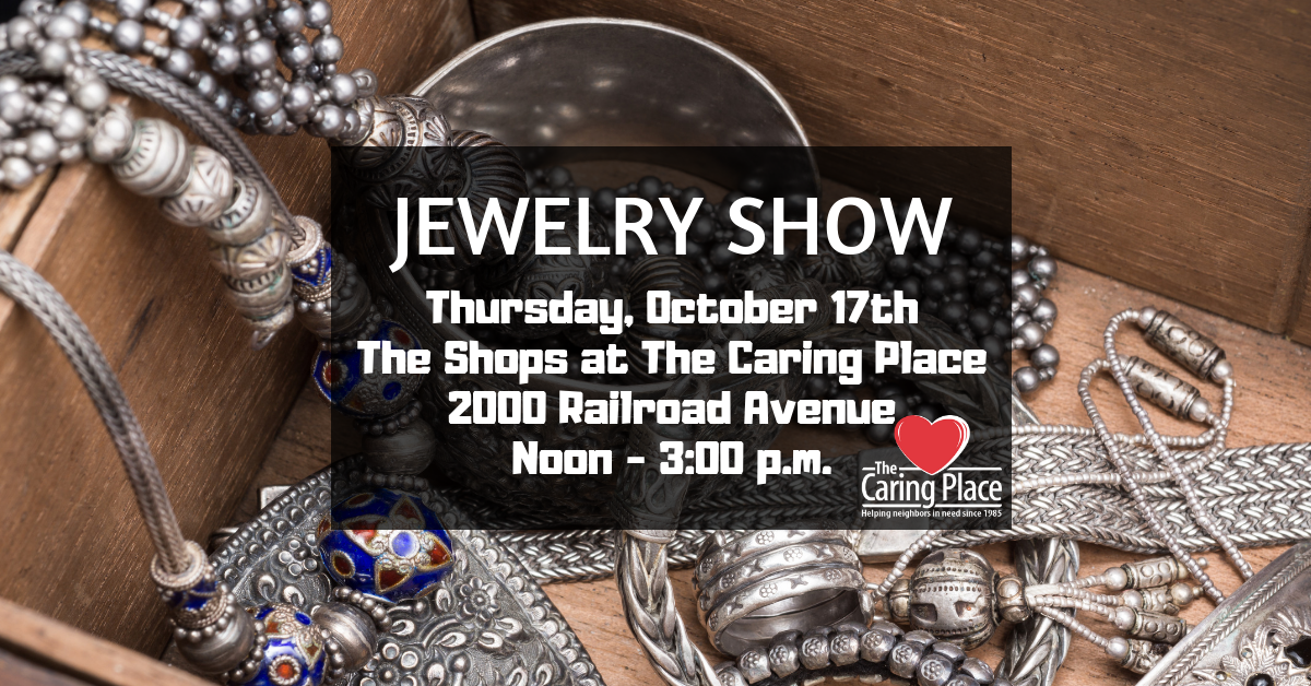 Jewelry Show in October