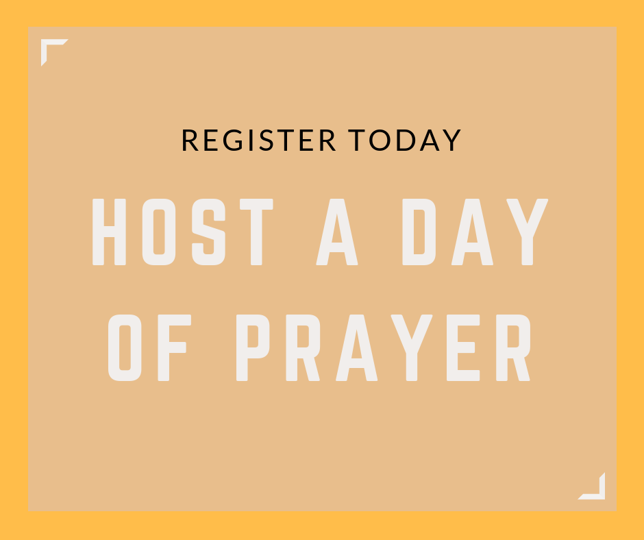 Host a Day of Prayer