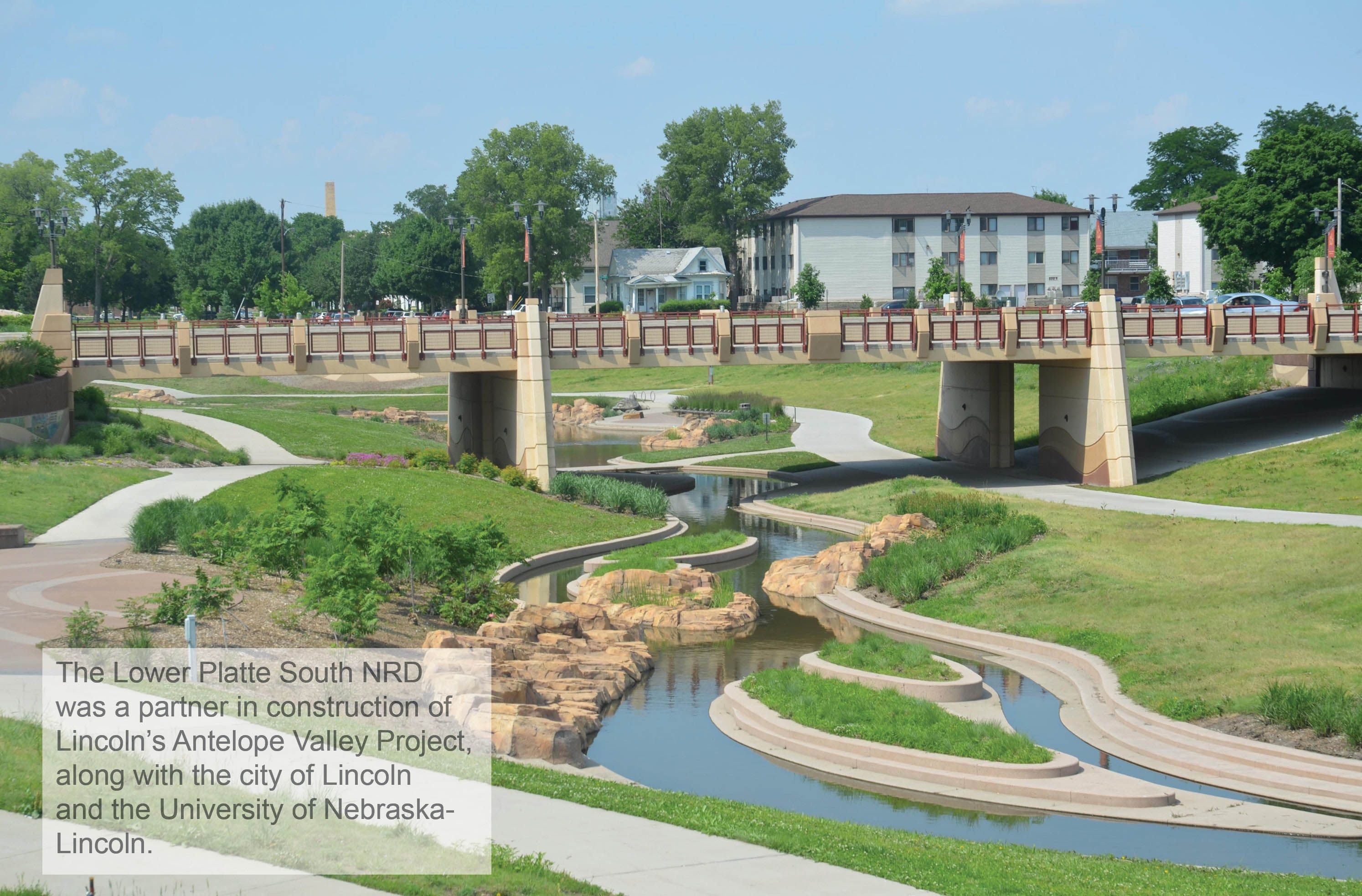 Lower Platte South NRD: Protecting lives, property and the future