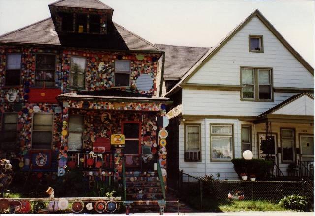Dotty Wotty House, 1995