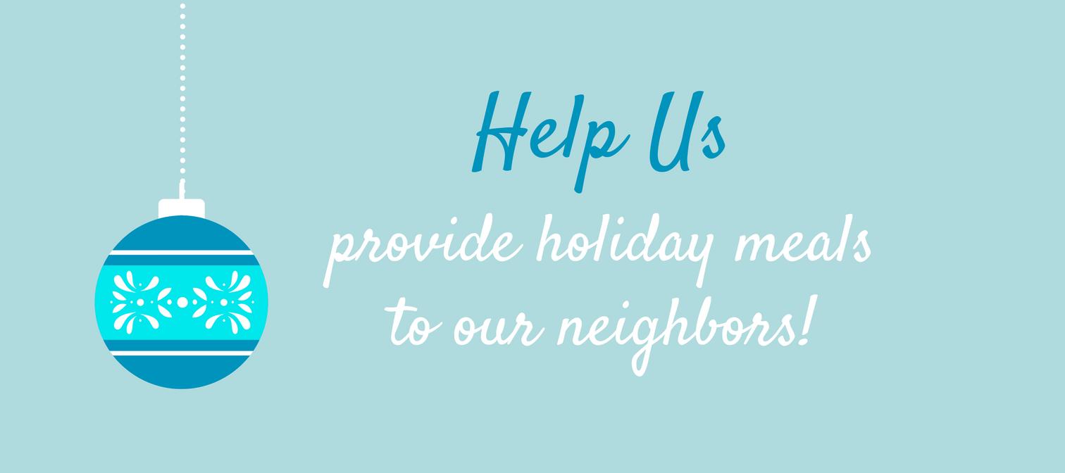 Help Your Neighbors