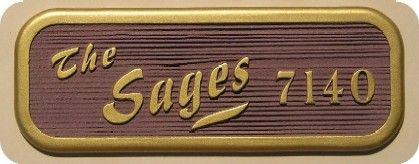 M1058 - Door Address Sign (Gallery 18)