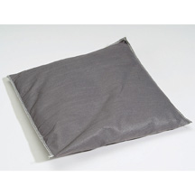 "A01IB103 Gray Universal Pillow - 10"" x 10"""
