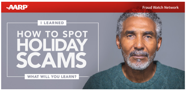 AARP - Stay Safe from Common Scams