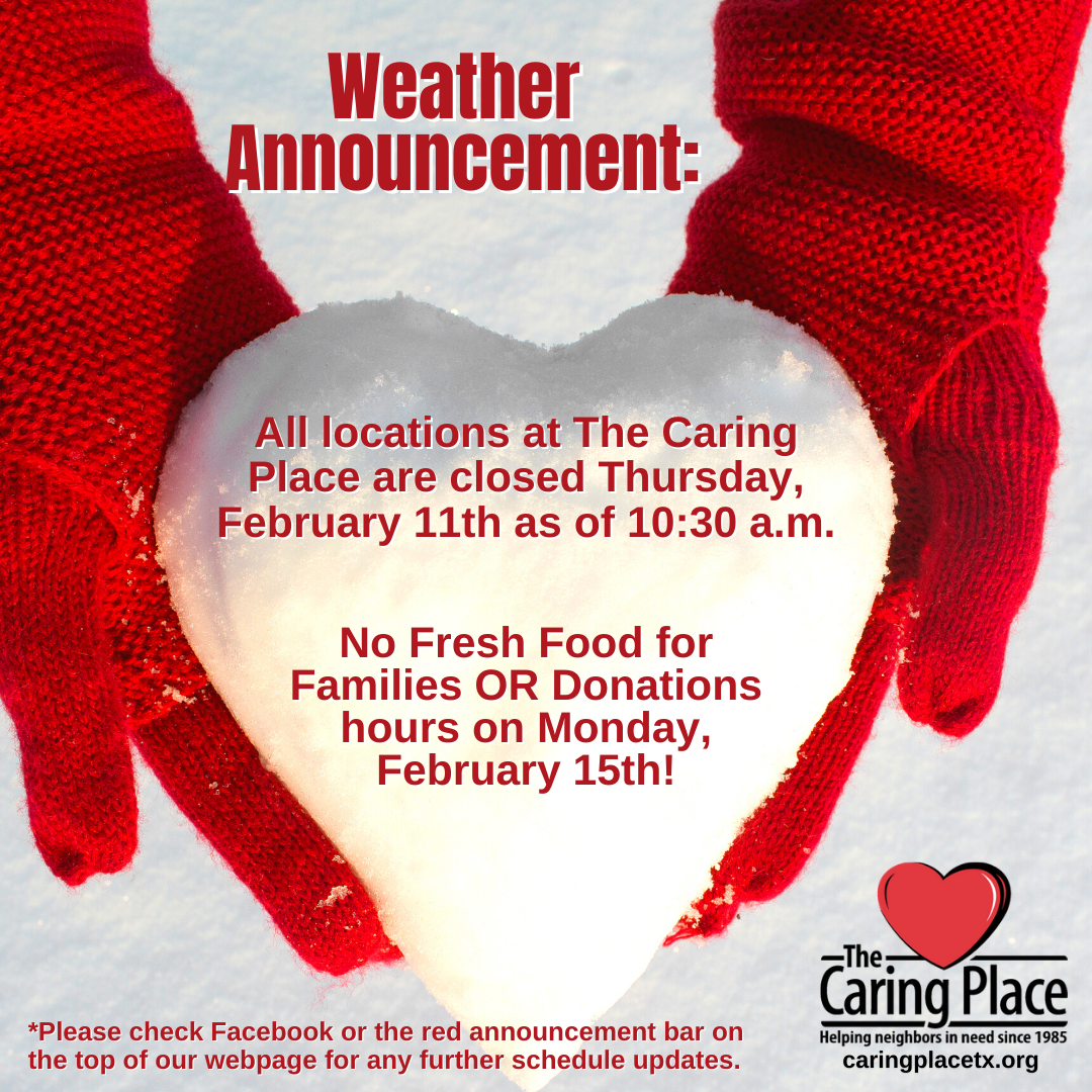 All Locations Closed February 11th