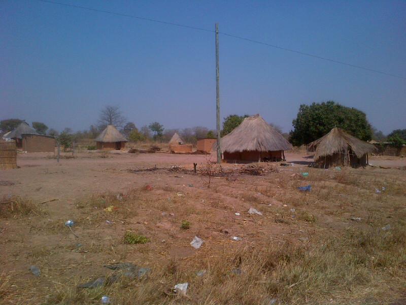 Zambia countryside, courtesy Mary Ann Cooper