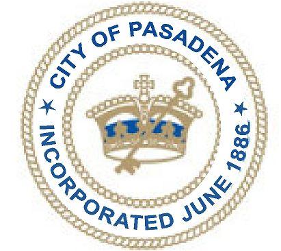 X33128 - Seal of Pasadena, California