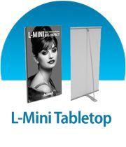 L-Mini Tabletop Display