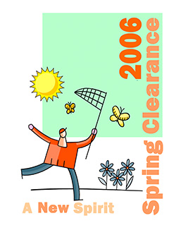 Spring Clearance 2006: A New Spirit